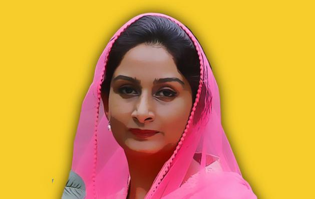 Harsimrat Kaur Badal