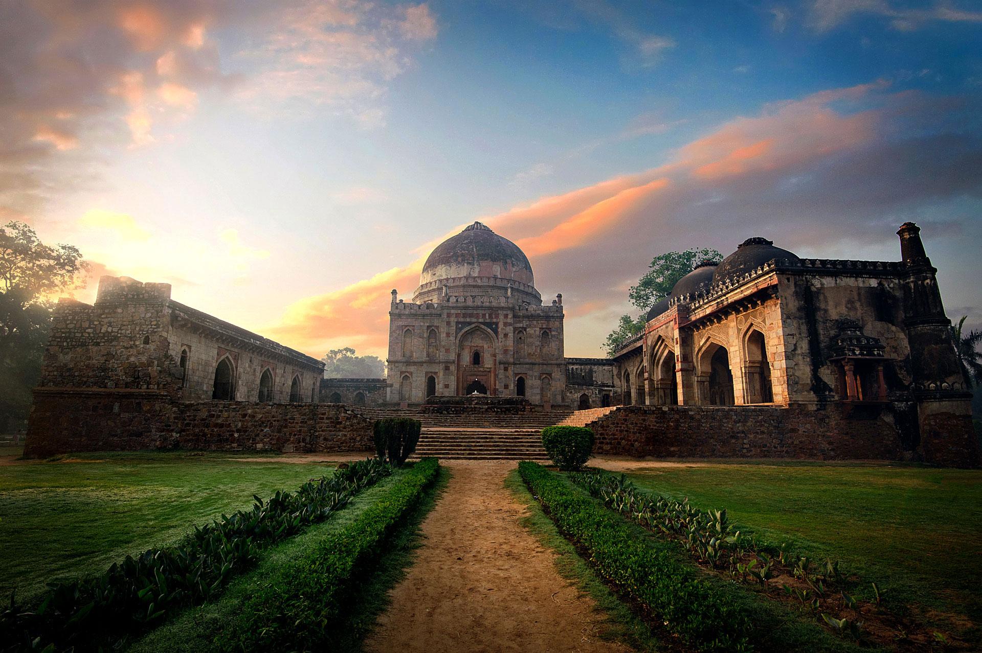 Magical metropolis delhi