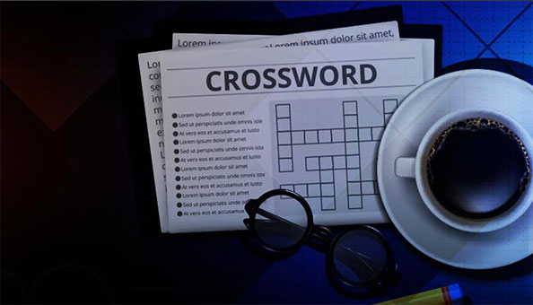 Take a stab at the crossword to test your mind and business vocabulary skills